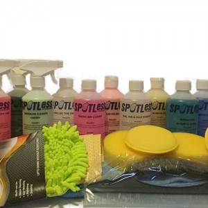Ultimate Car Cleaning Bundle